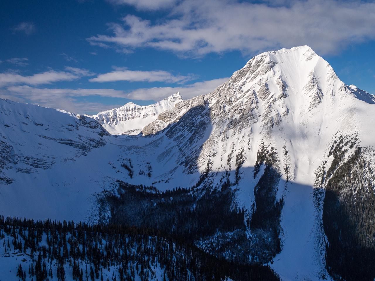 Mount Smuts.