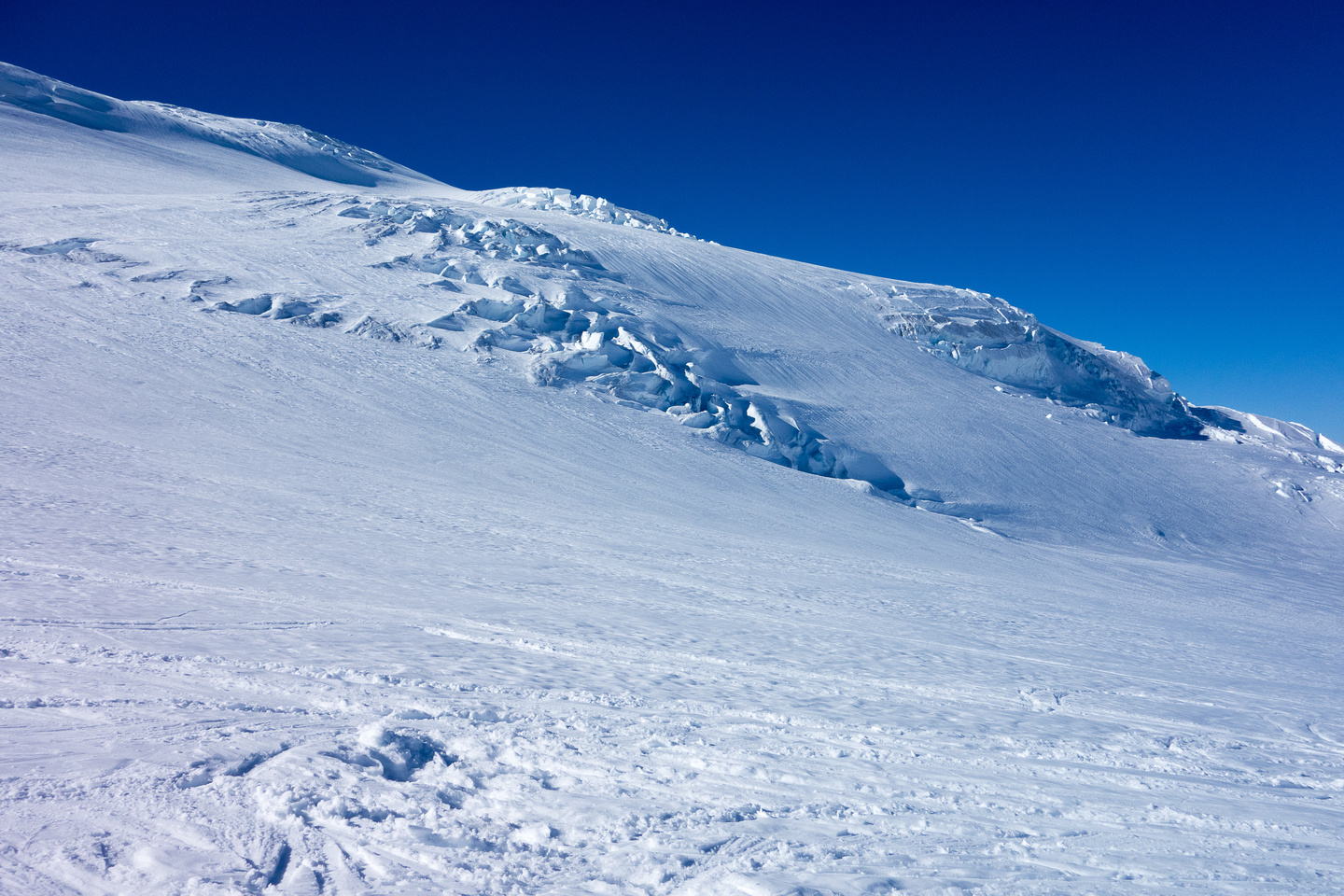 See what I mean? These are the crevasses you definitely want to avoid!