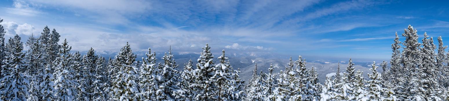 The amazing summit view... :)