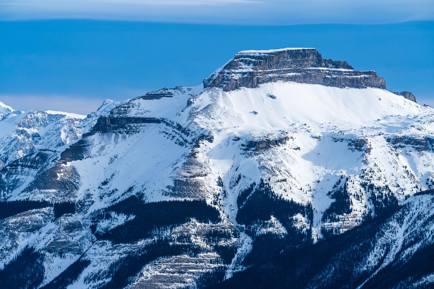 Pilot Mountain.