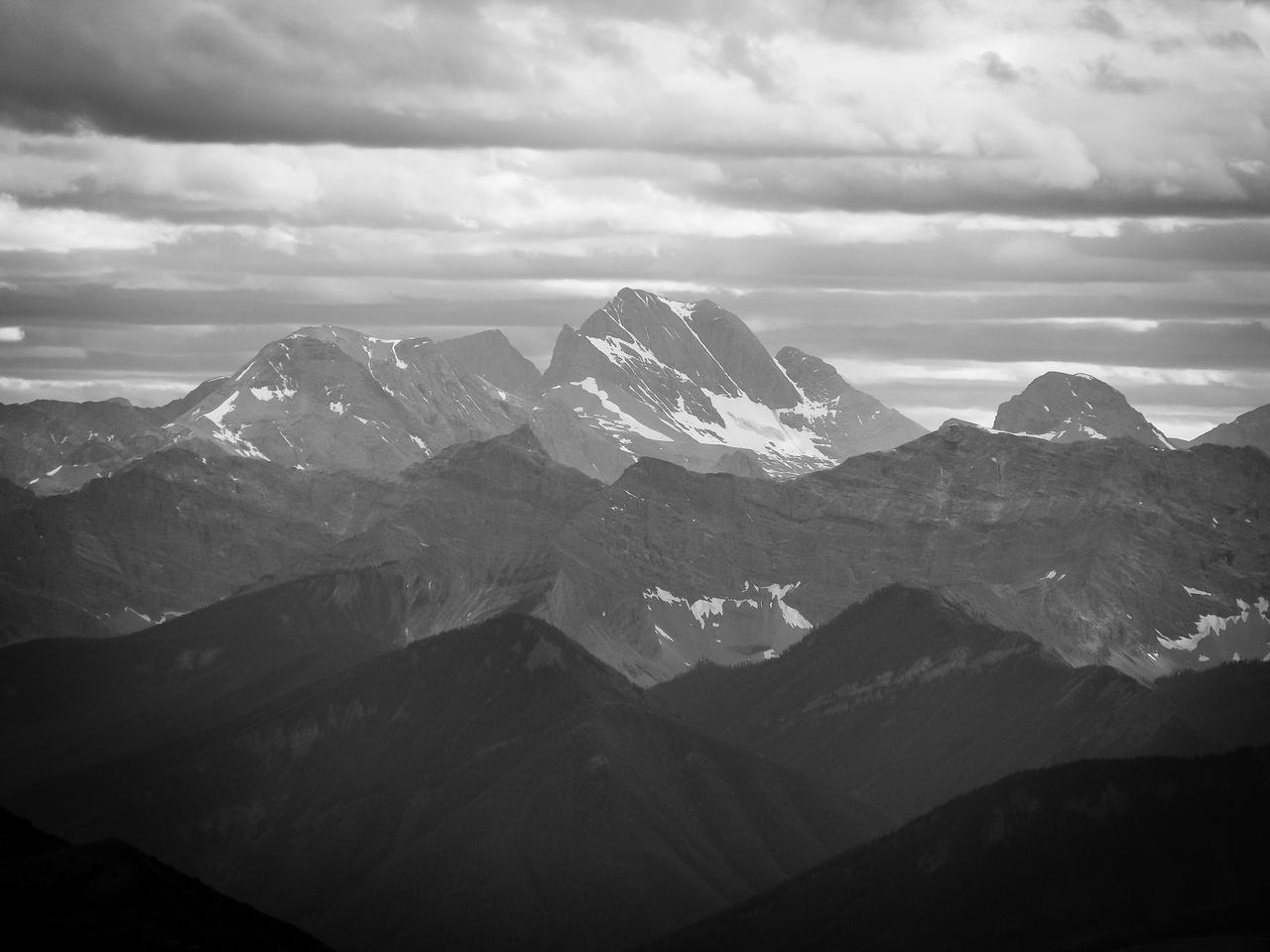 Mount Harrison.
