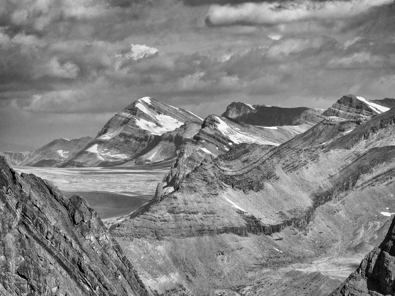 Mount Baker and Habel.