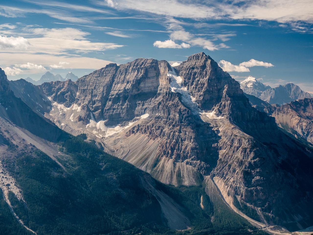 Mount Stephen.