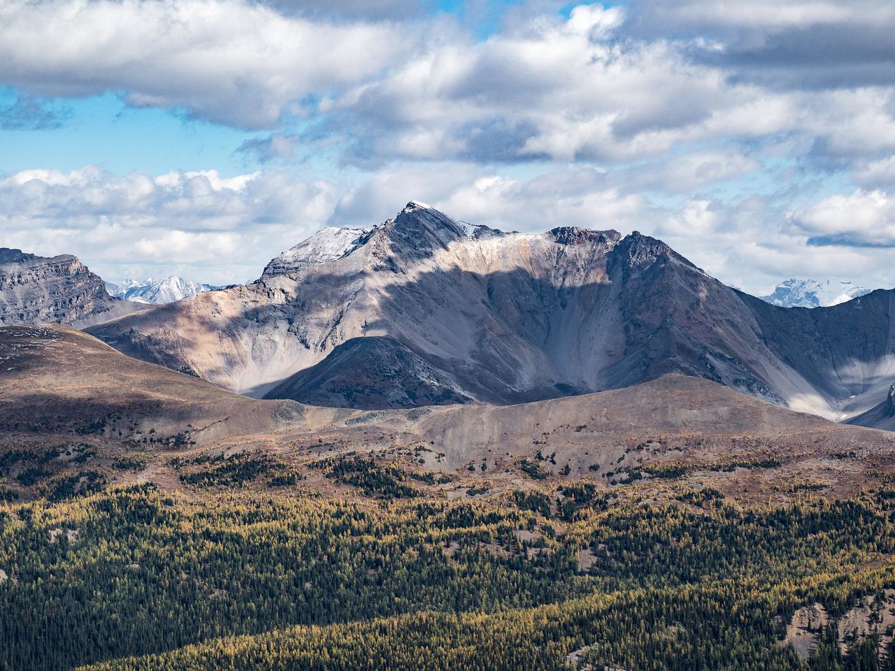 Mount Brett.