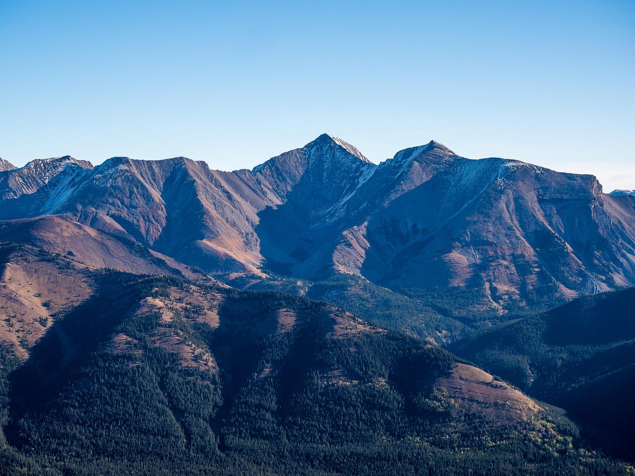 Highwood Peak (C).