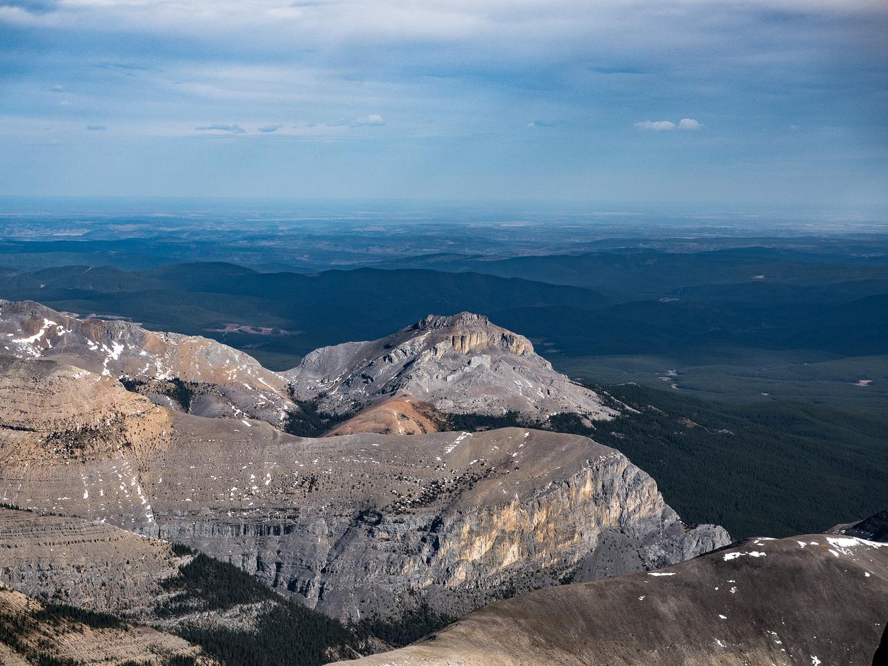 Kink (Fallen) Peaks.