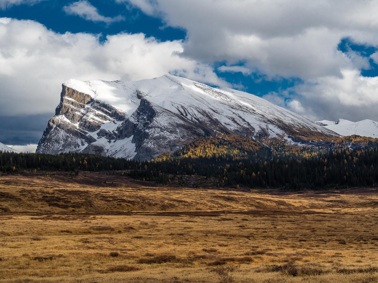 Cascade Rock / Mount Cautley.