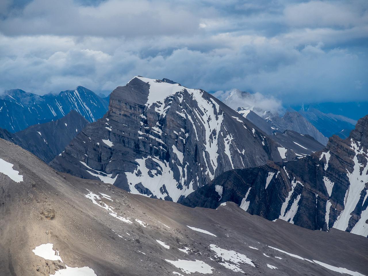 Mount Allenby.