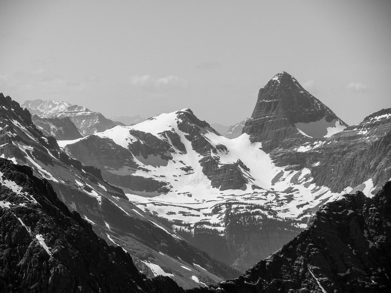 Talon Peak.