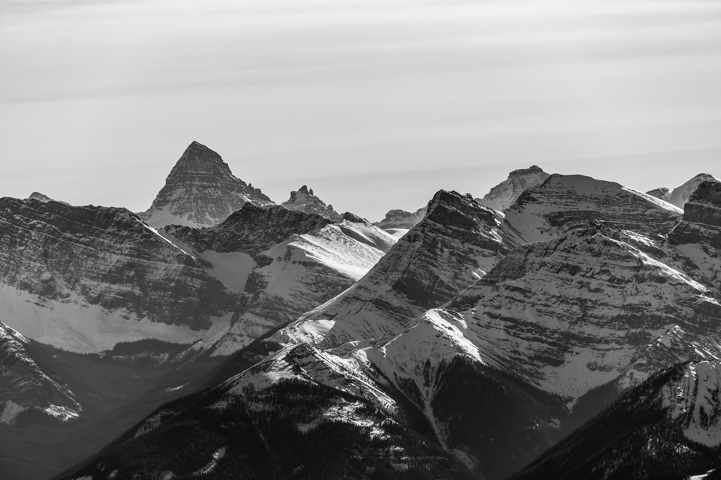 Assiniboine with Eagle at right.