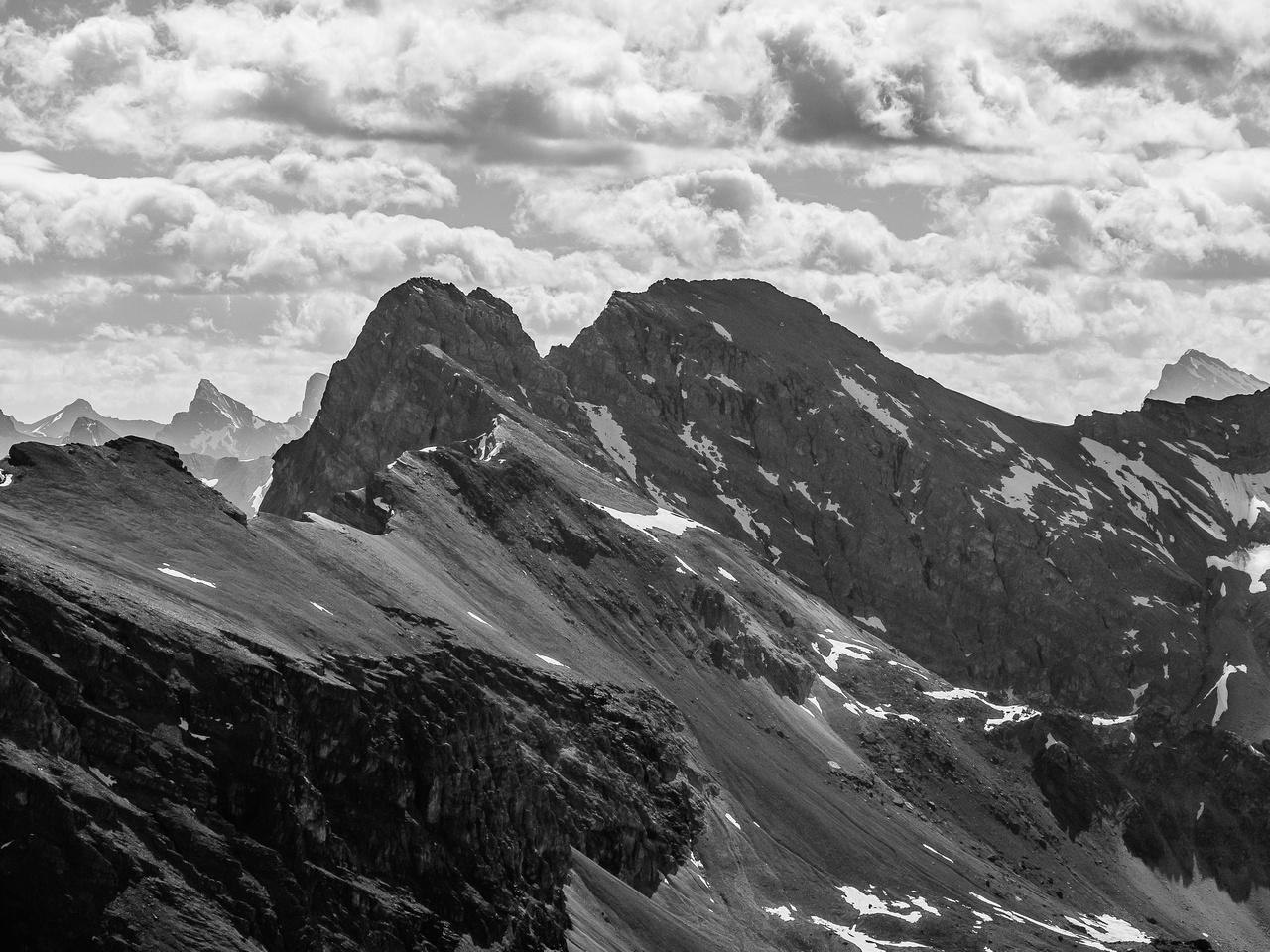 Bobac Mountain.
