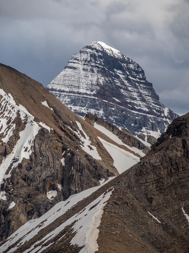 Mount Assiniboine.