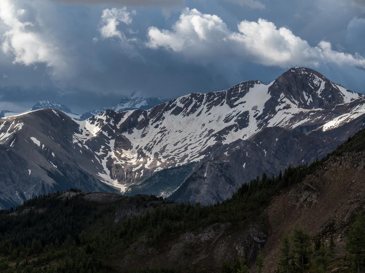 Nestor Peak.
