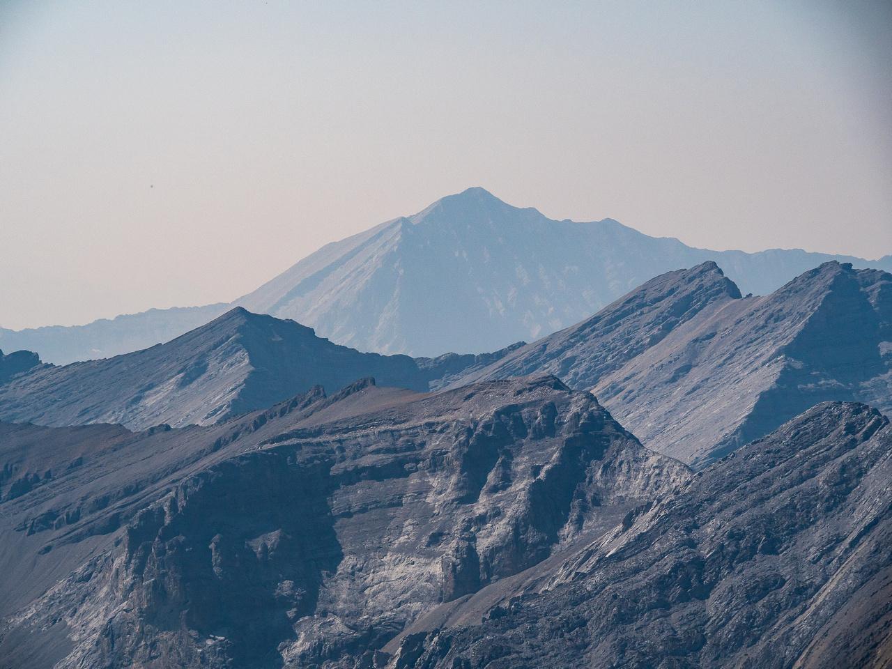 Mist Mountain.