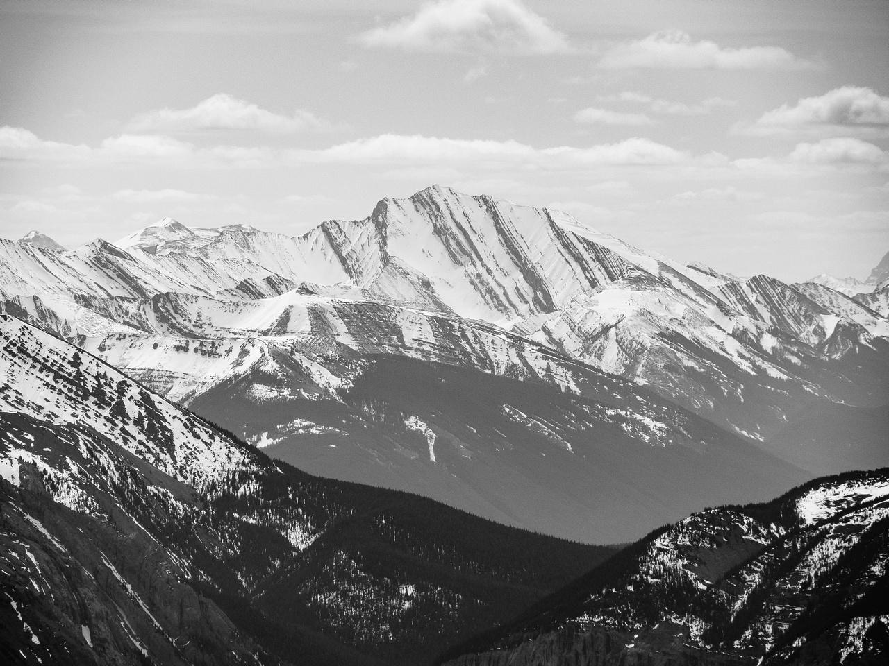Fisher Peak is still a favorite scramble of mine.