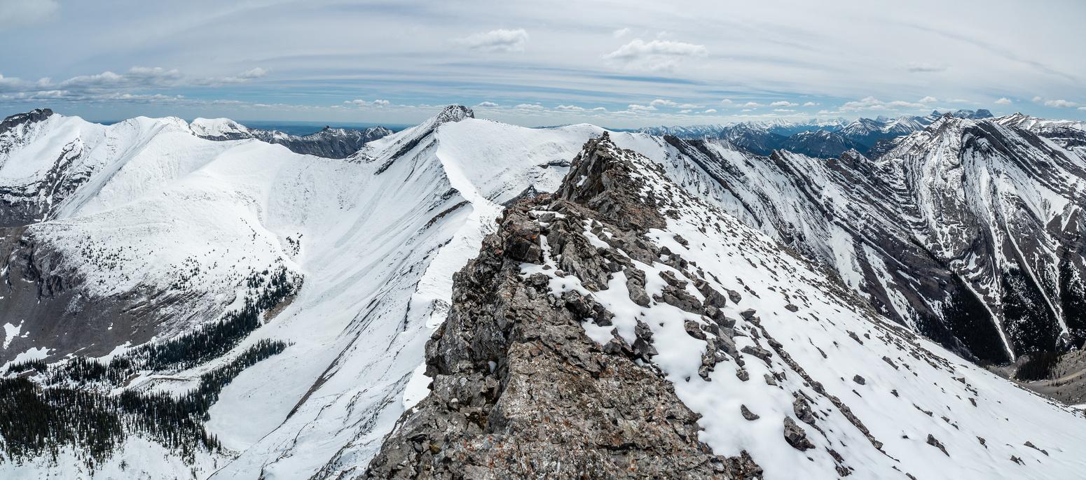 Summit Cairn.