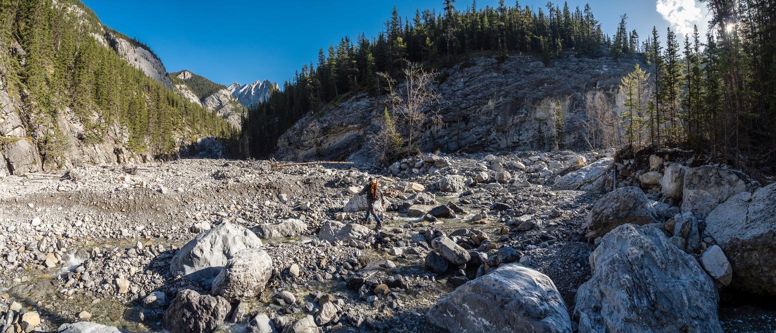 Cougar Creek.