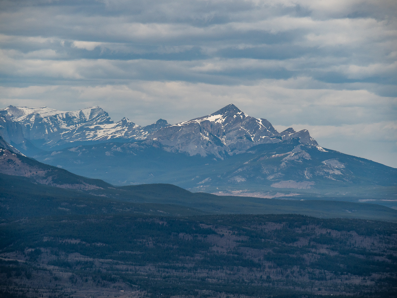 Black Rock Mountain.