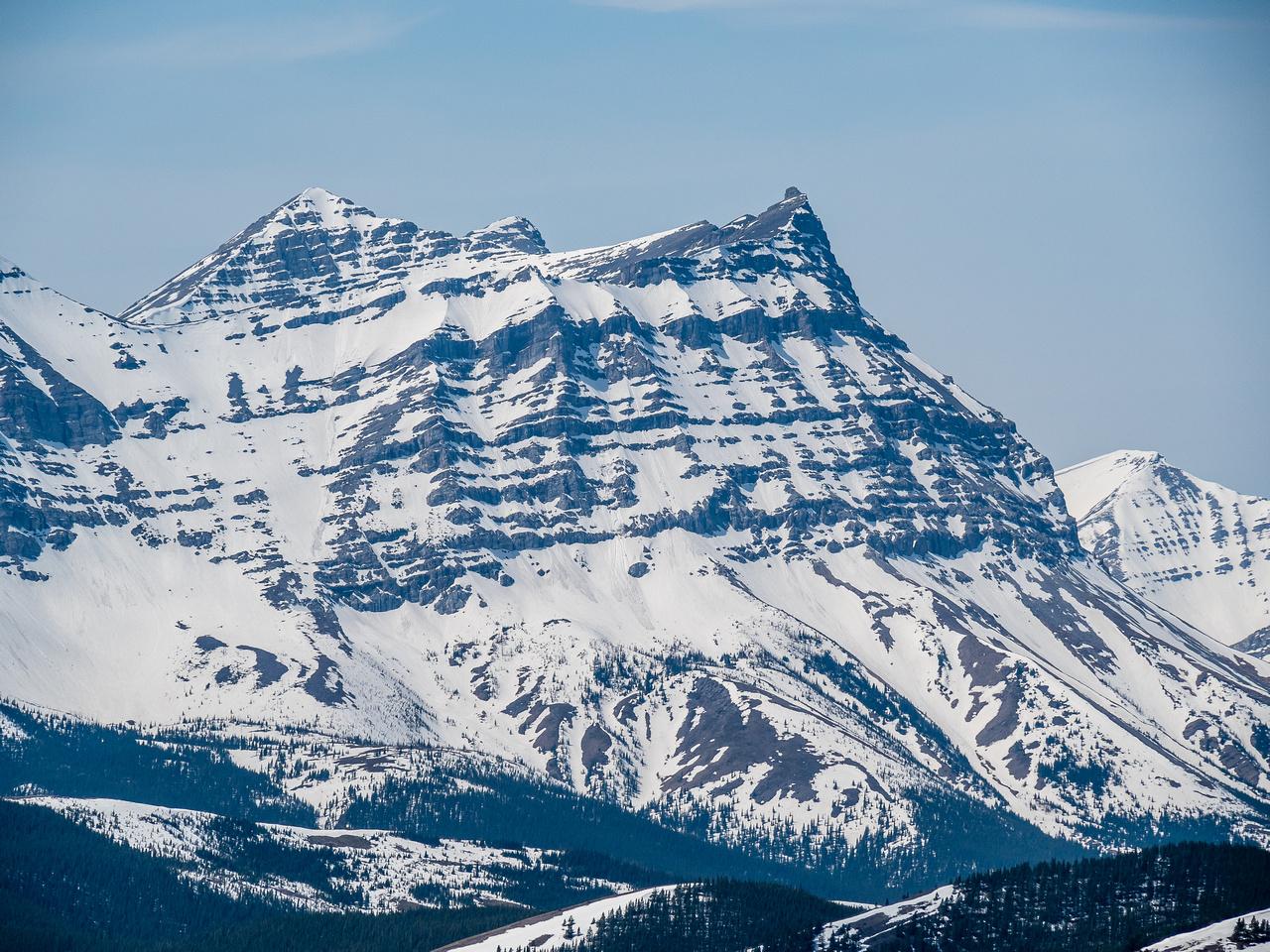Mount MacLaren.