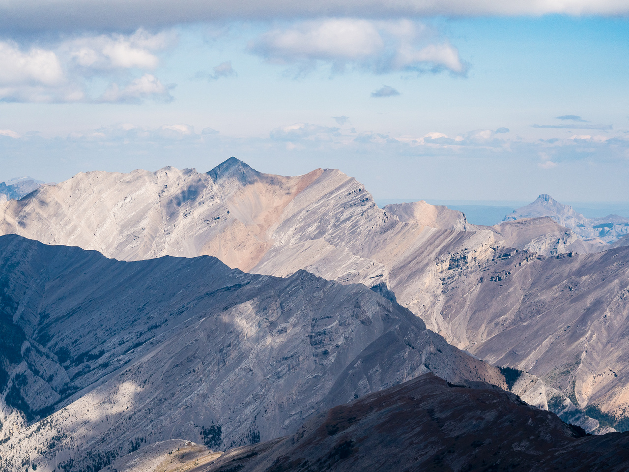 Saddle Peak.