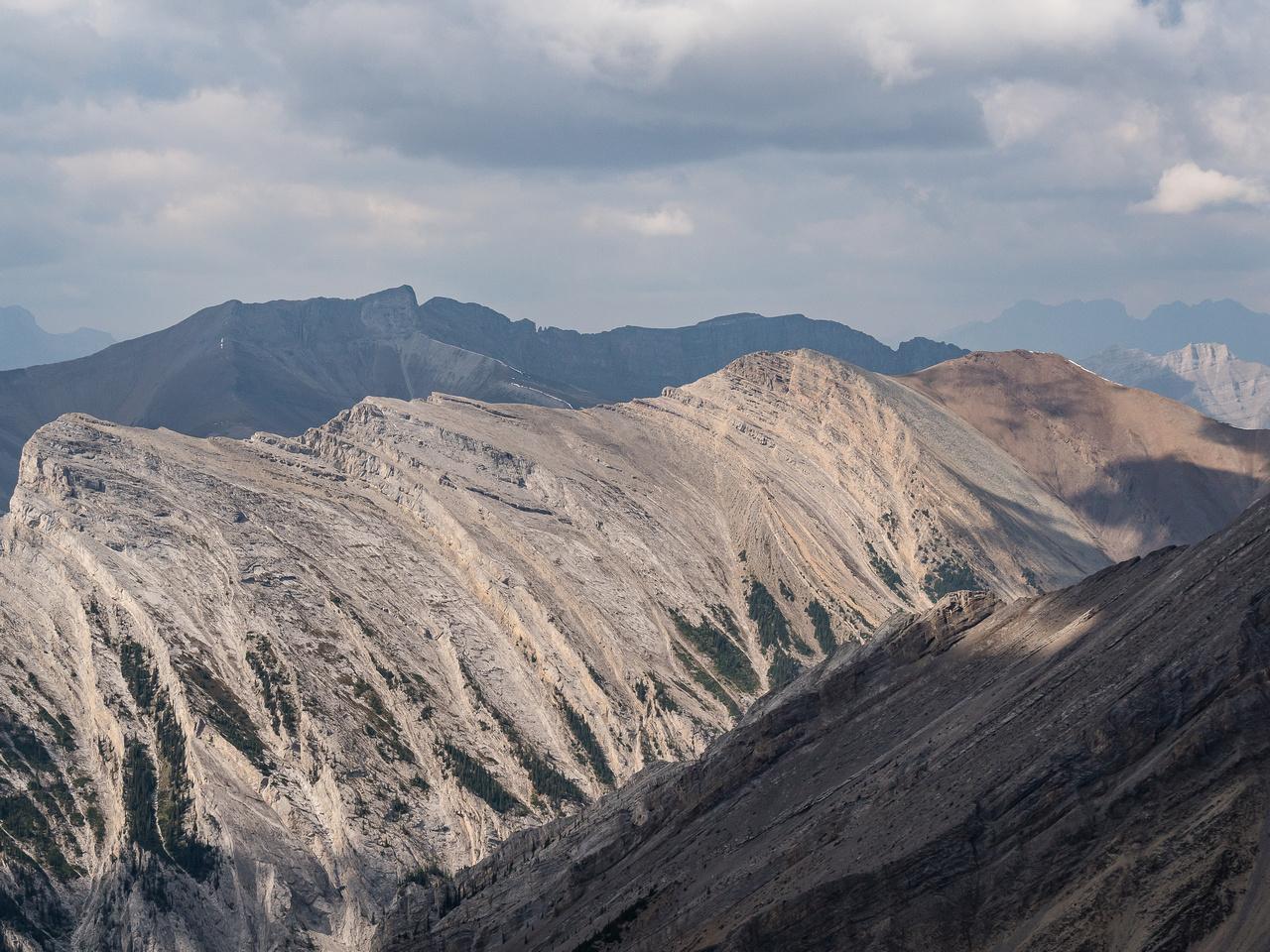 Exshaw Ridge