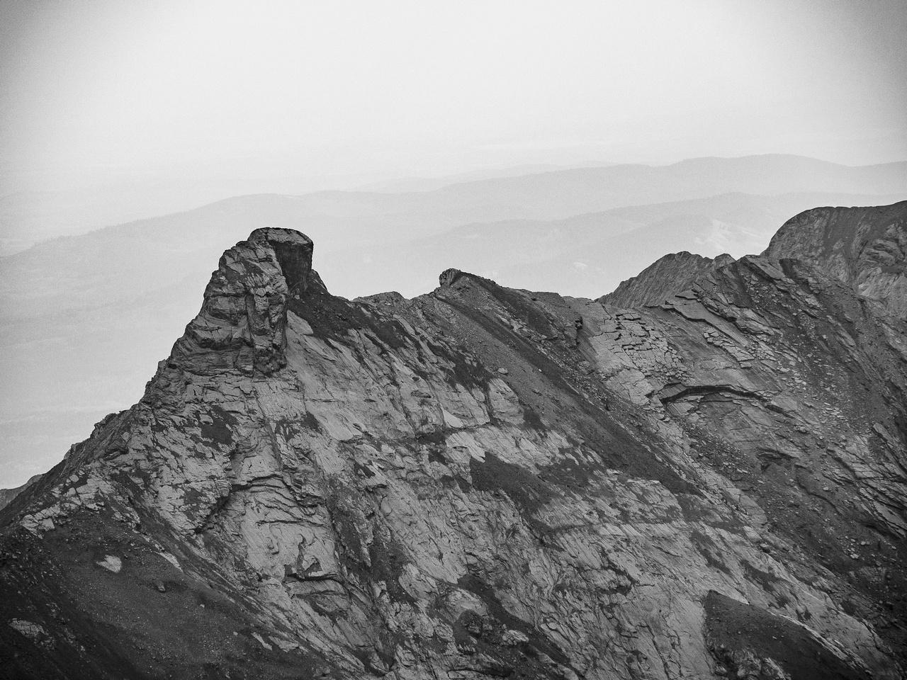 Old Fort Peak.