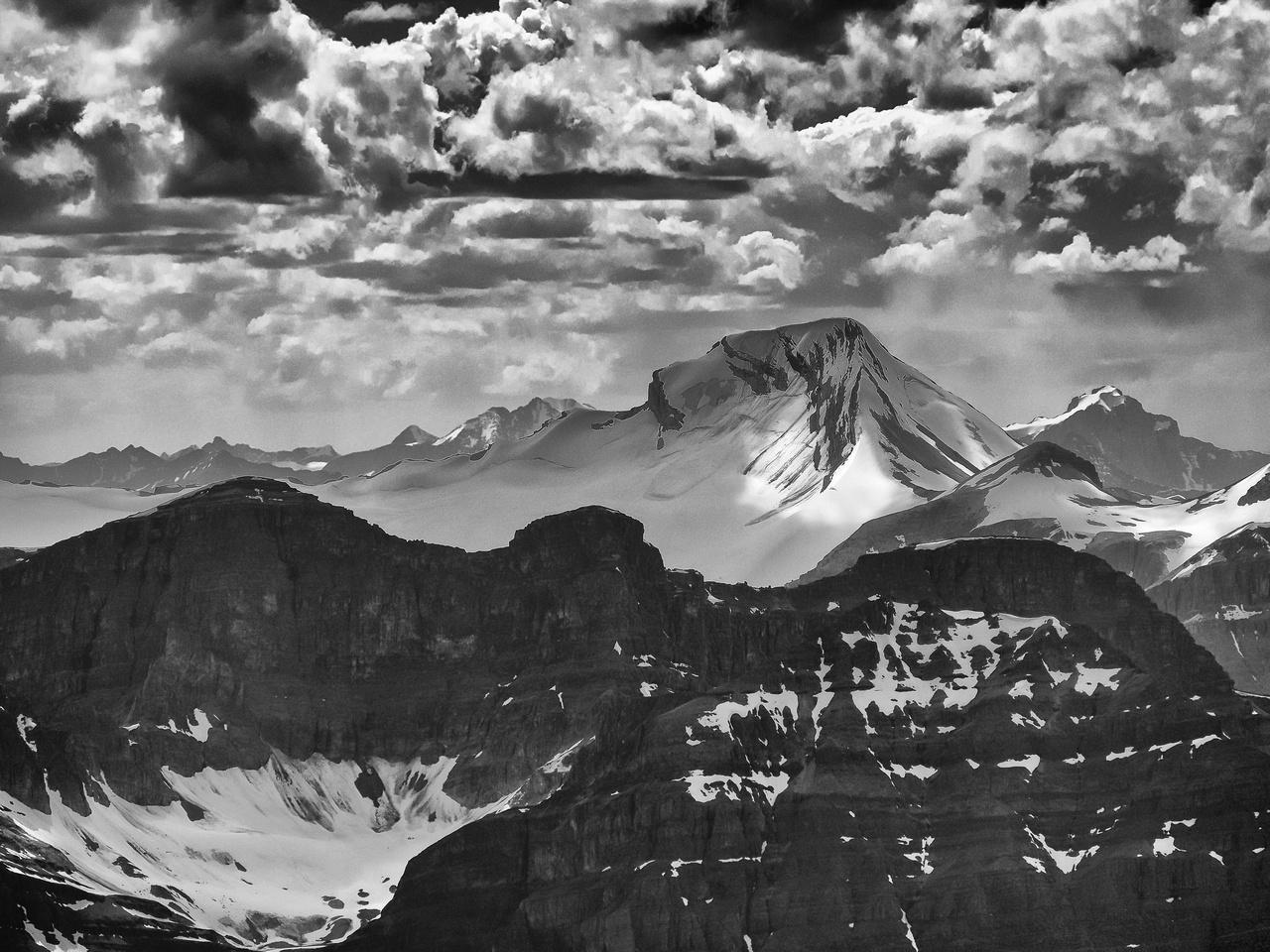 Lovely Mount Baker.