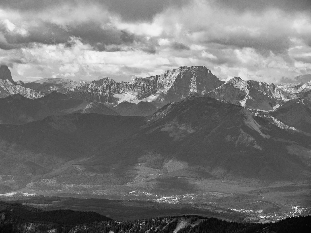 Mount Vanbuskirk.