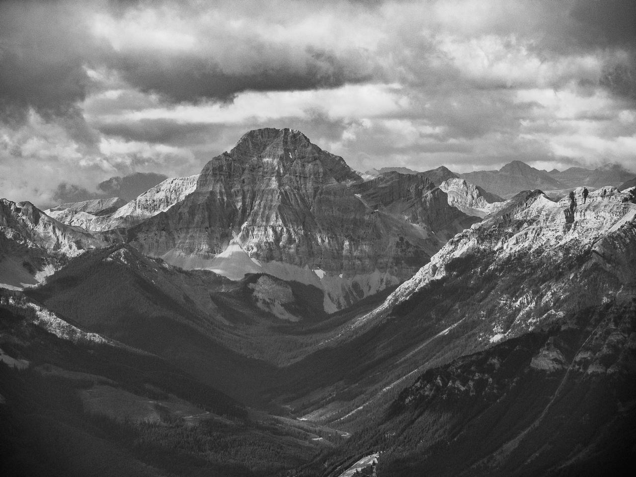Phillips Peak.