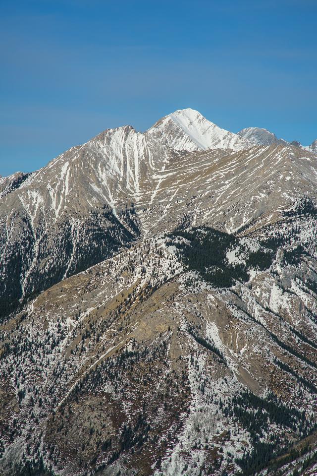 Holy Cross Mountain.