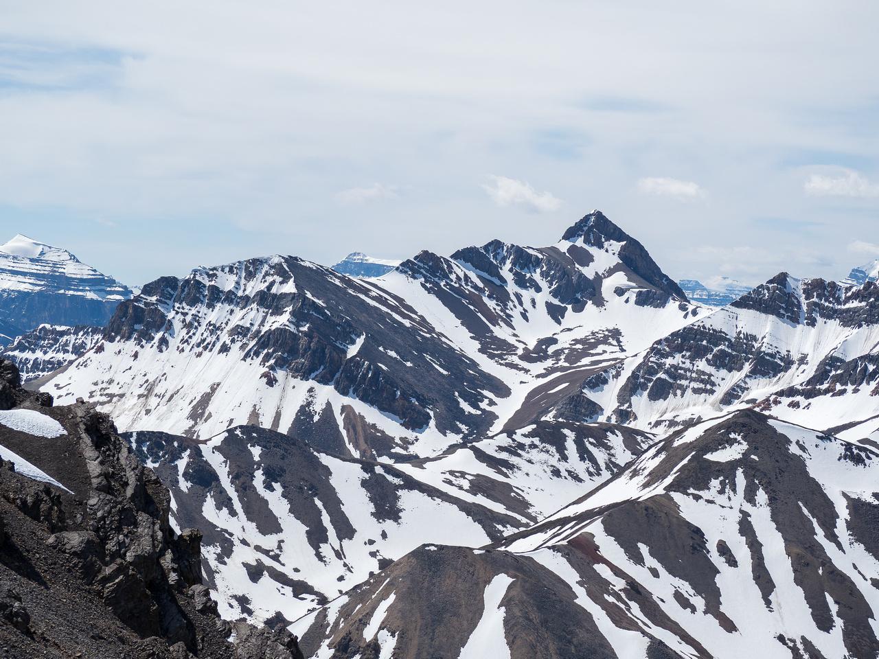 Whirlpool Ridge.