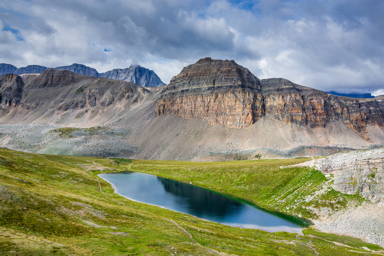 Helen Lake.