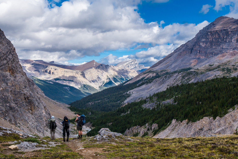 Dolomite Creek Trail.