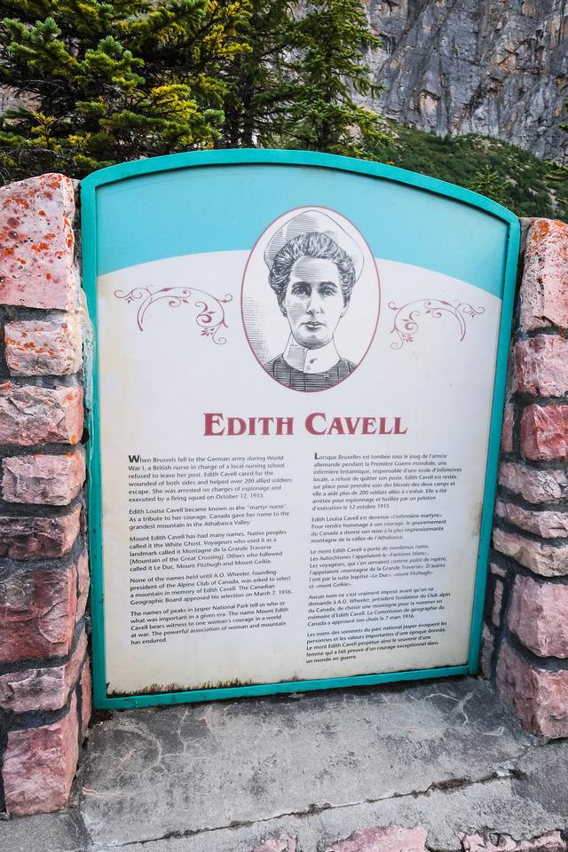 Edith Cavell.
