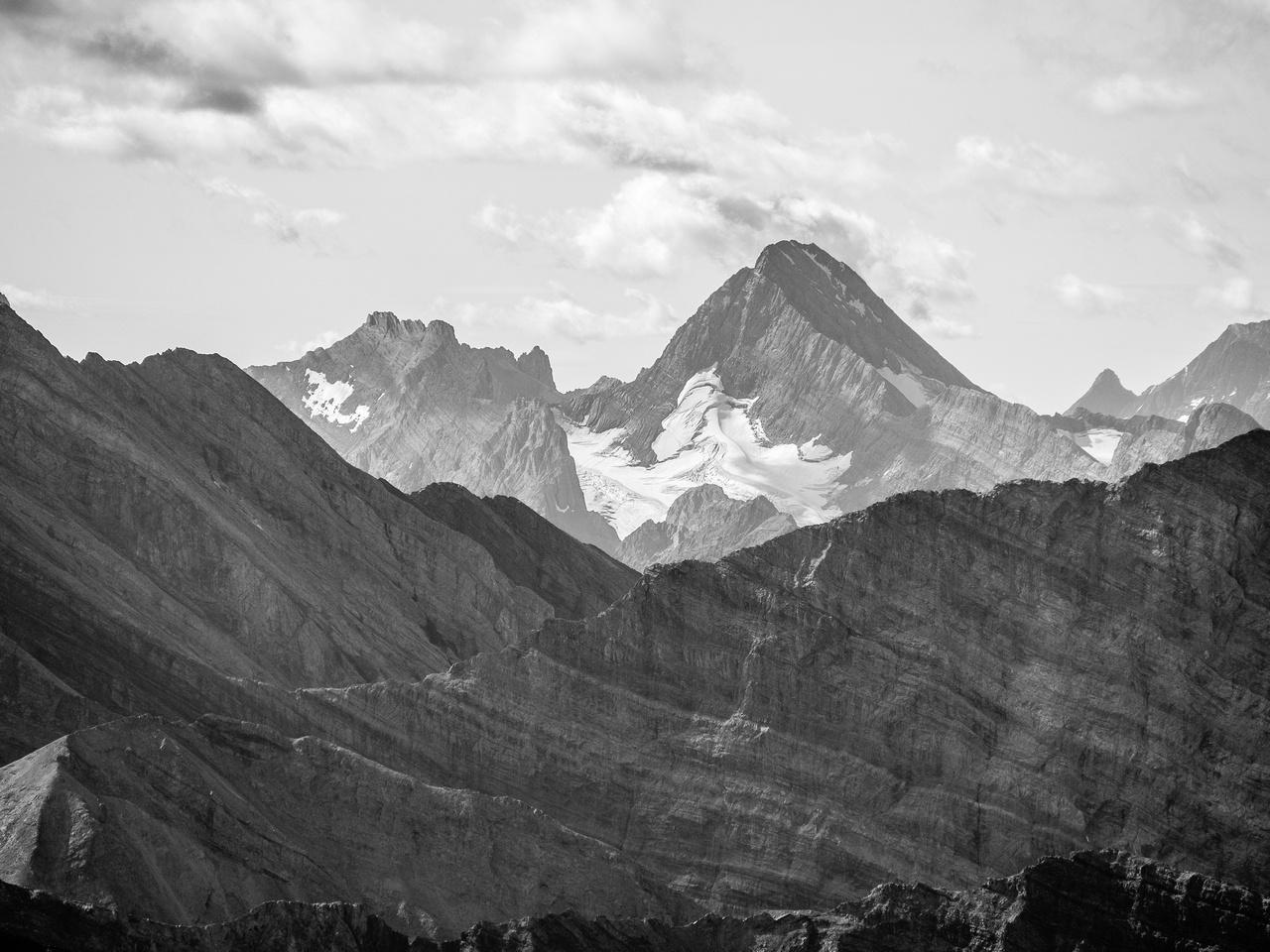 Mount Sir Douglas.