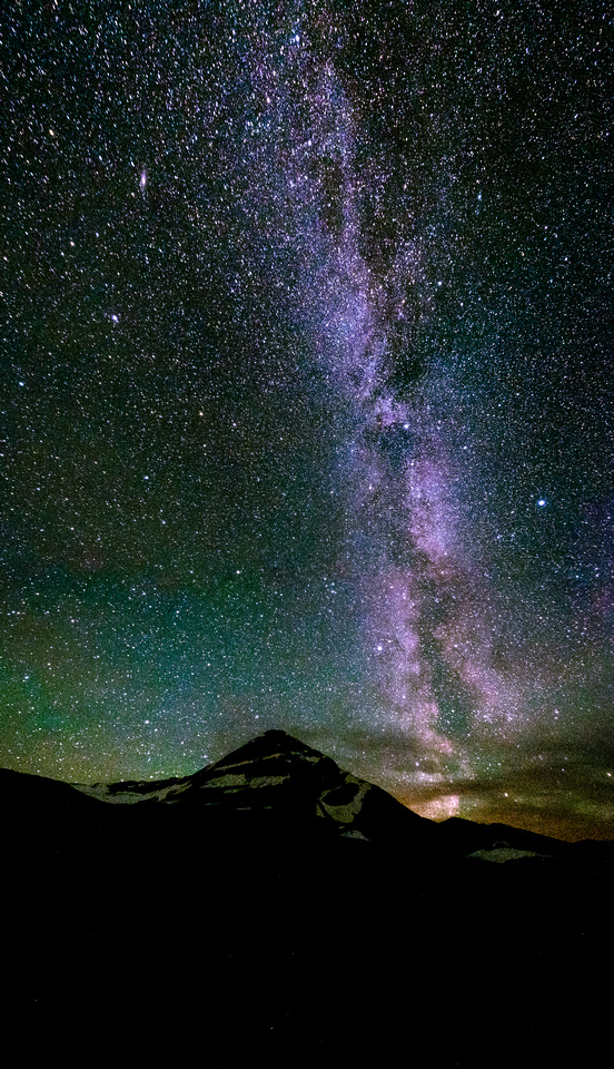Little Hector and the Milky Way.