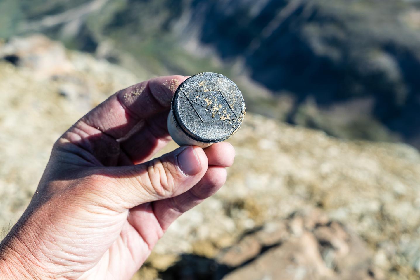 An original ascent register?