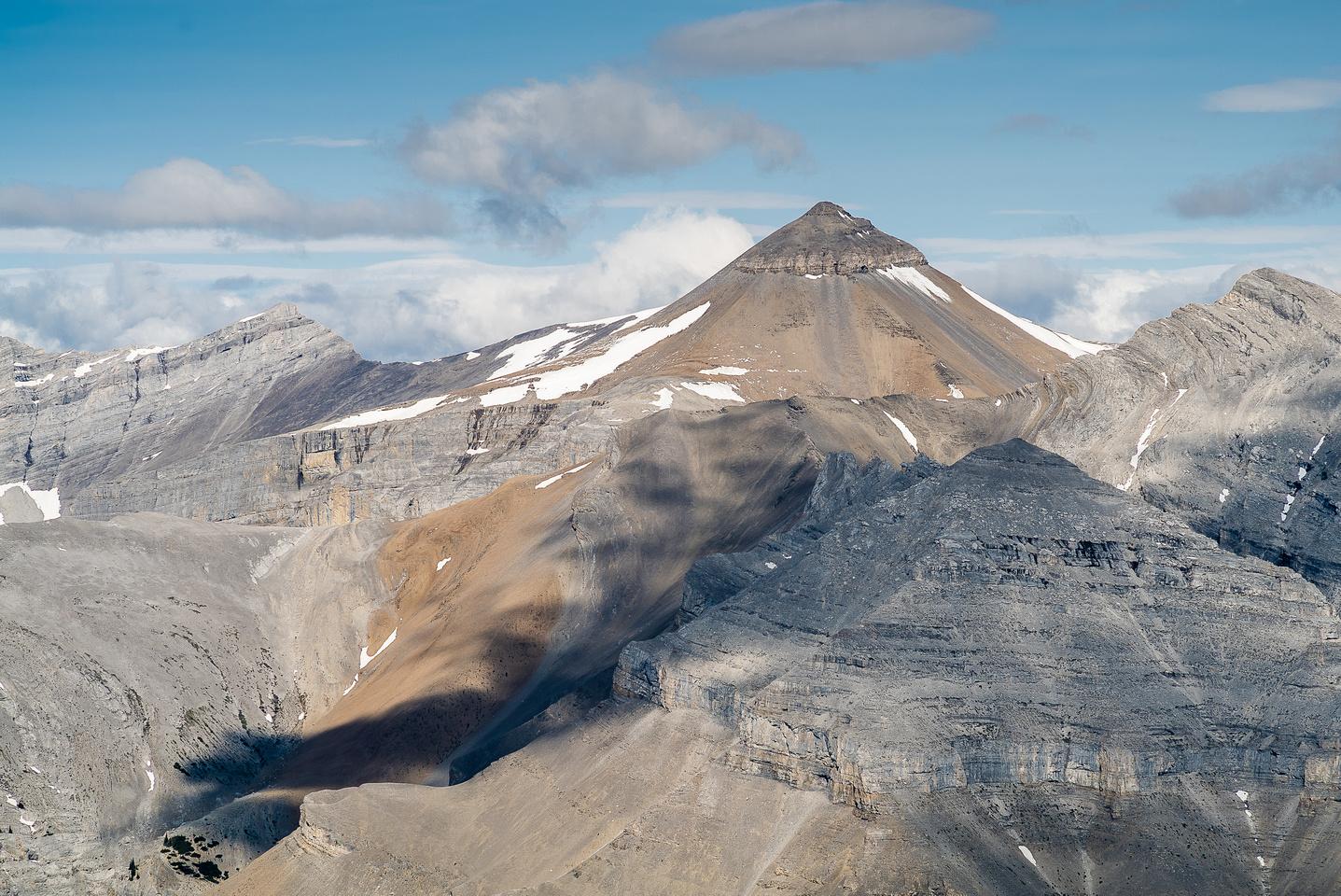 Banded Peak.