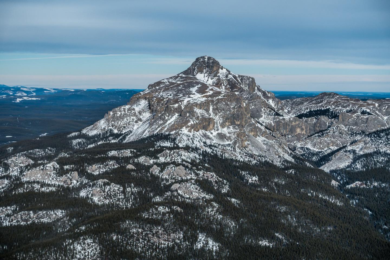 Blackrock Mountain.