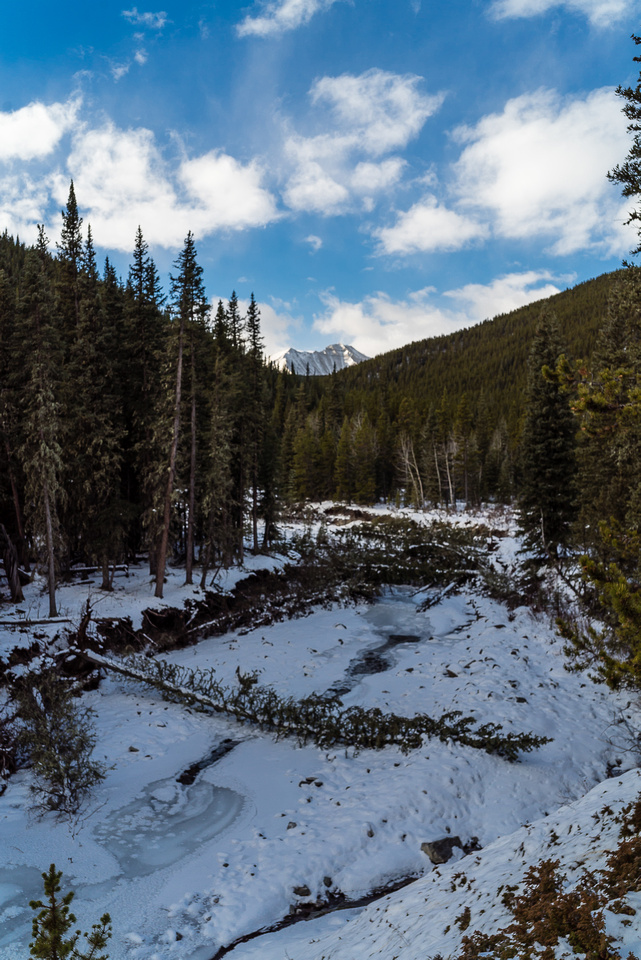 Gorge Creek is not a place you want to be hiking in, especially after the 2013 floods!