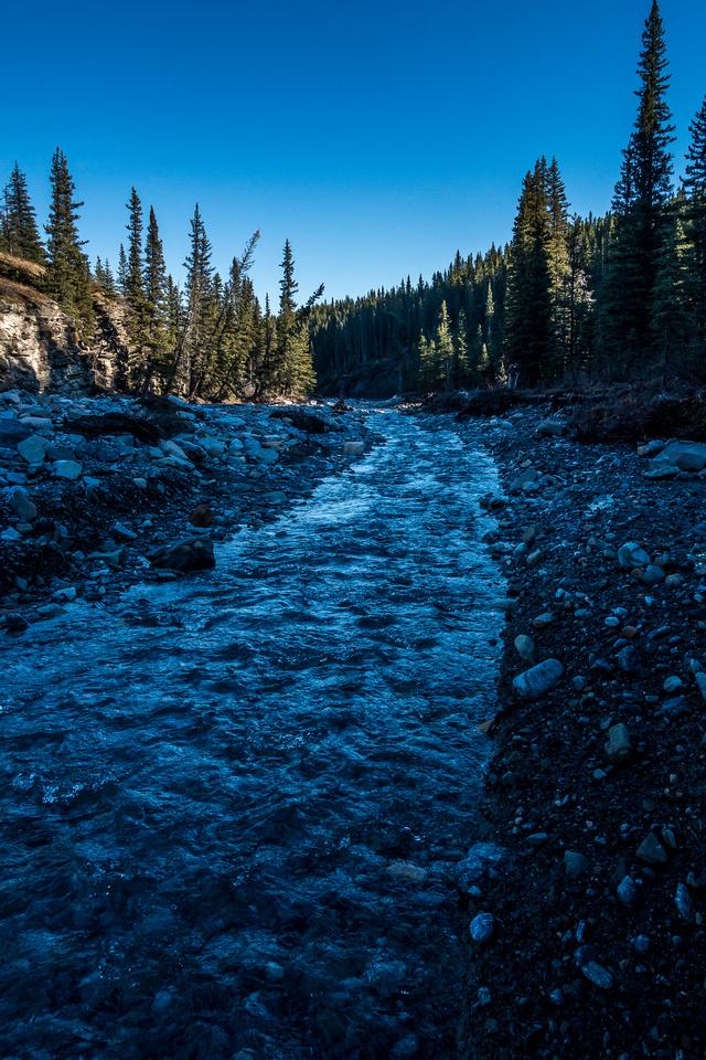 Old Fort Creek.
