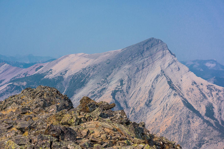 Drywood Mountain.