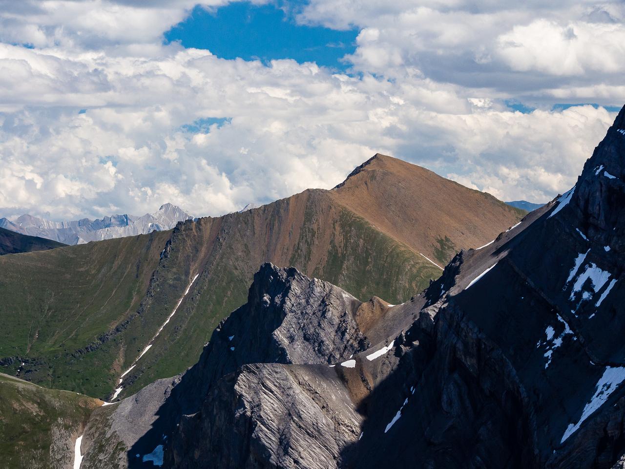 Mount Allan.