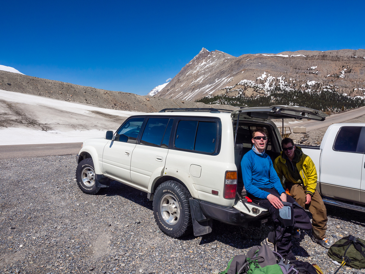 The end of another Rockies adventure!