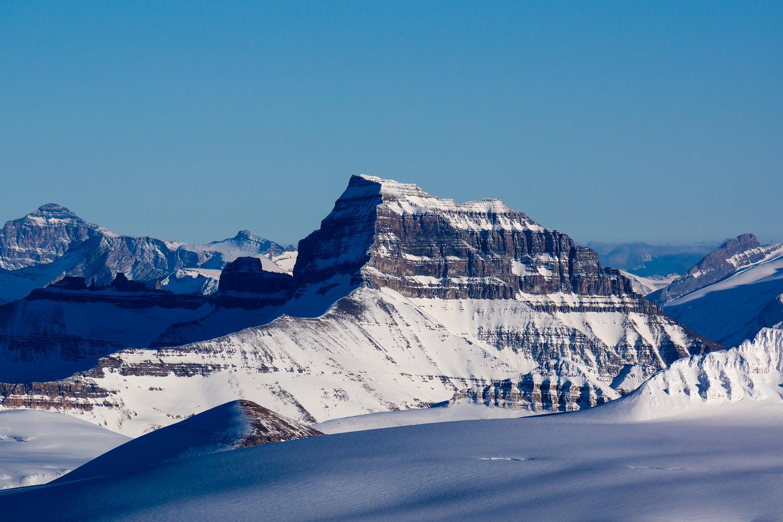 Mount Saskatchewan.