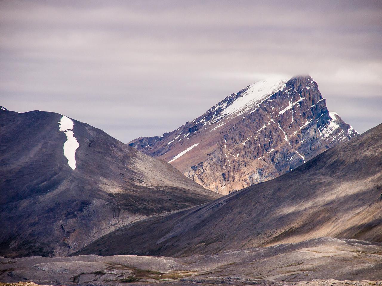 Sunwapta Peak.