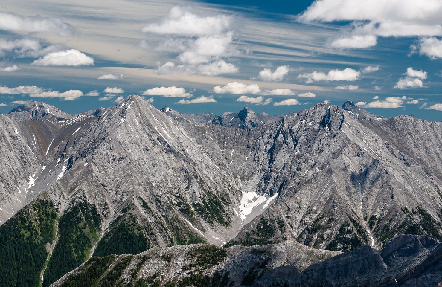 Sira Peak.
