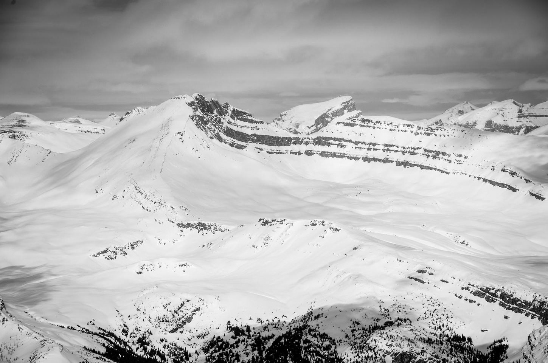 Cirque Peak at left.
