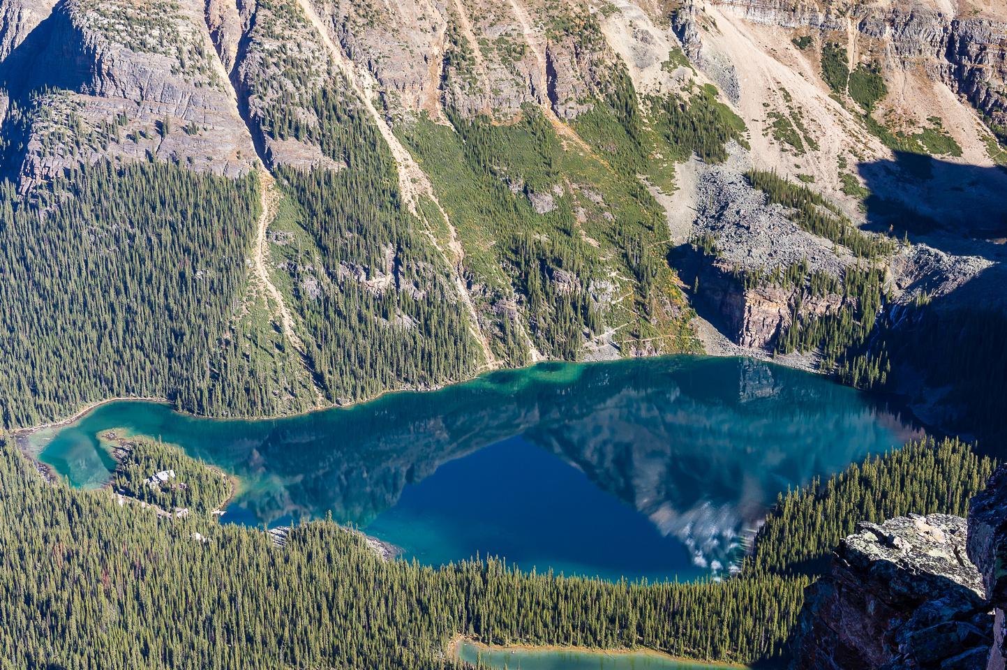 Lake O'Hara.