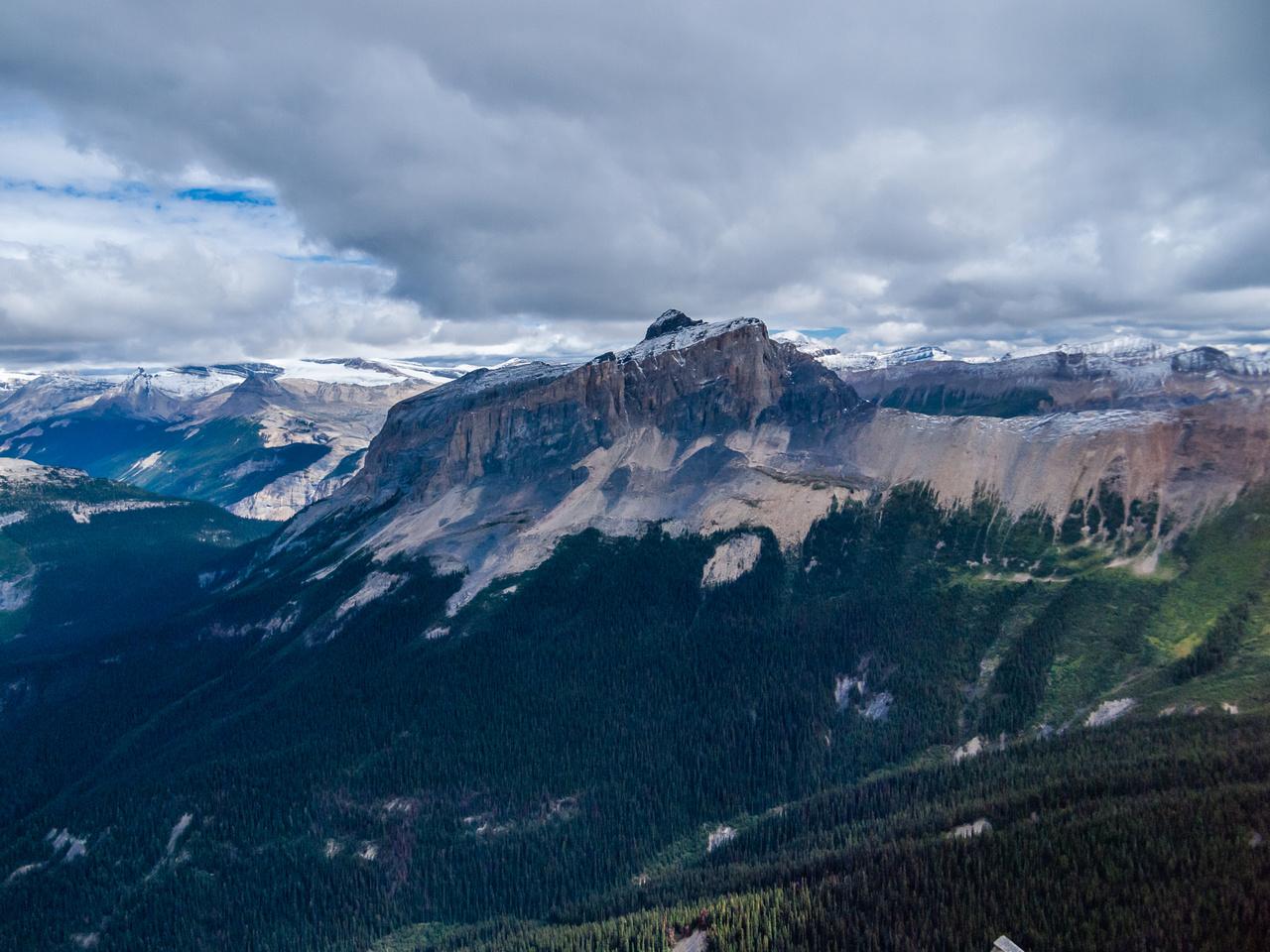 Wapta Mountain.
